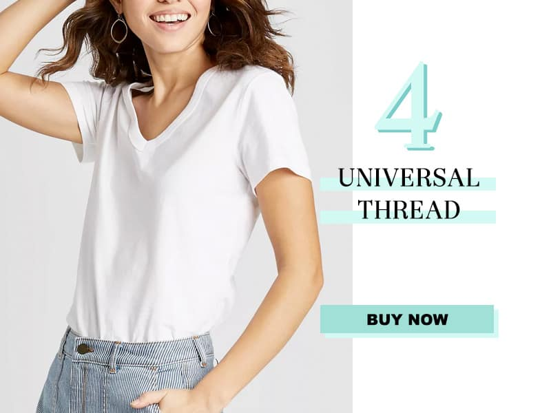Target Universal Thread White Tshirt