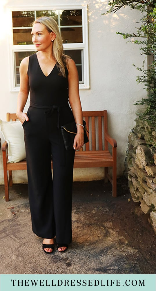 Weekend Inspiration: Date Night Jumpsuit