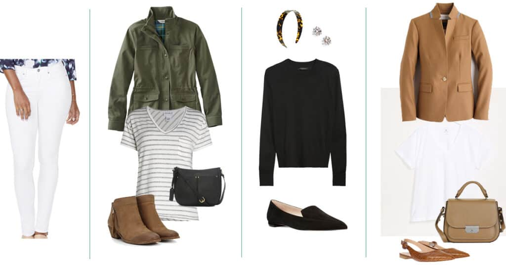 Well Dressed - How to Wear White Jeans in the Fall