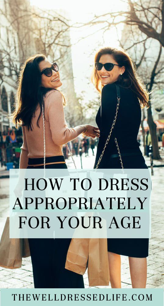 Stop Worrying About Dressing Appropriately For Your Age