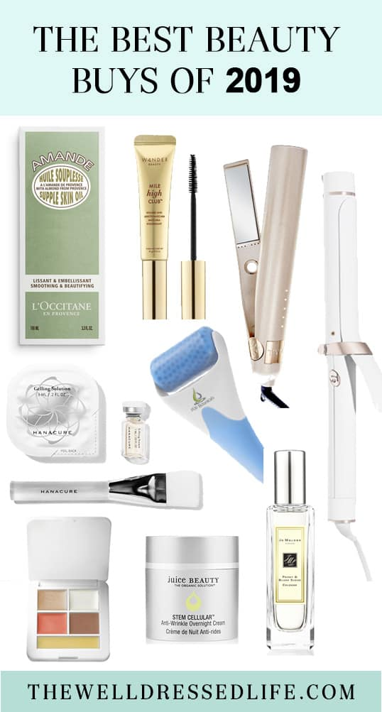 My Best Beauty Buys of 2019