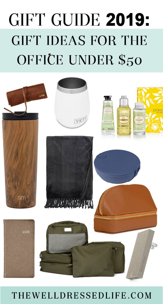 Gift Guide 2019: Gift Ideas for the Office Under $50