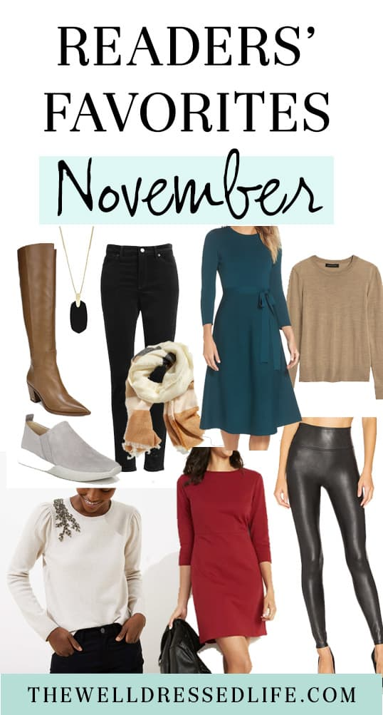 Reader Favorites: November 2019