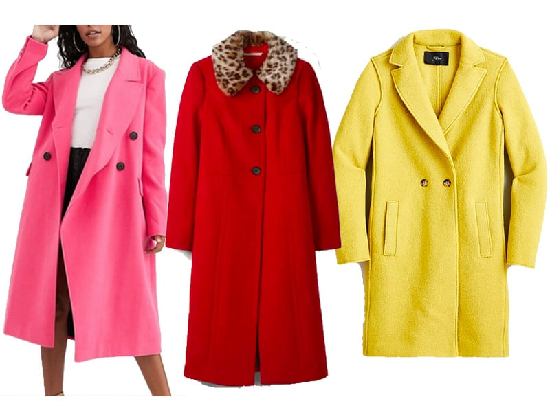Great Statement Coats for Under $200