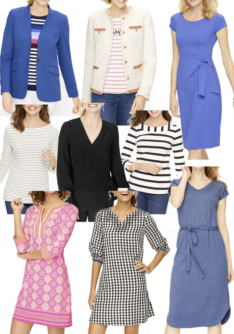 What to buy at Talbots