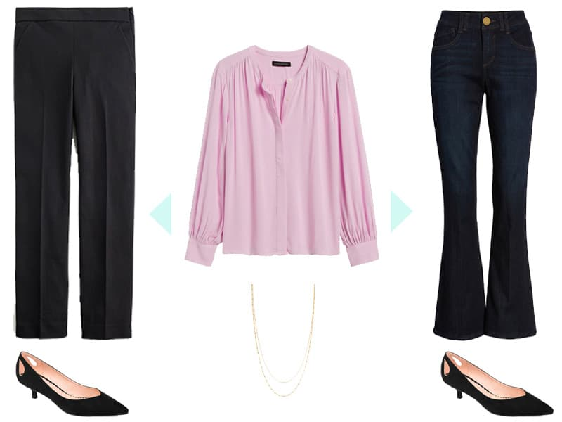 Spring 2020 Capsule Wardrobe outfit