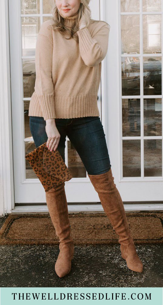 The Best Selling Amazon Over-the-Knee Boots I LOVE