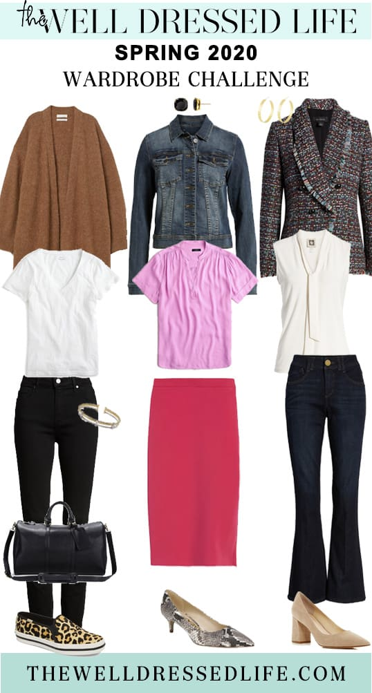 Join Our Fall 2020 Wardrobe Challenge!