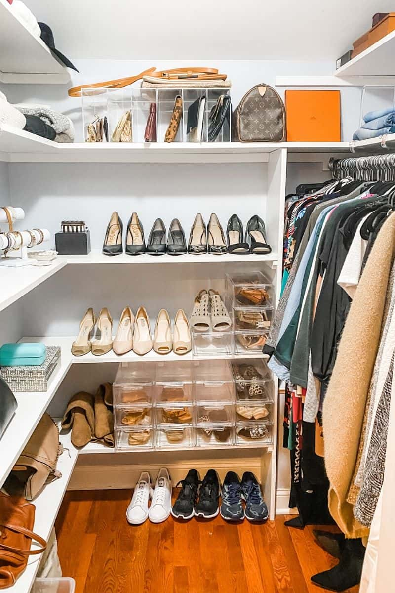 How to Purge Clothes and Create a Closet You Love