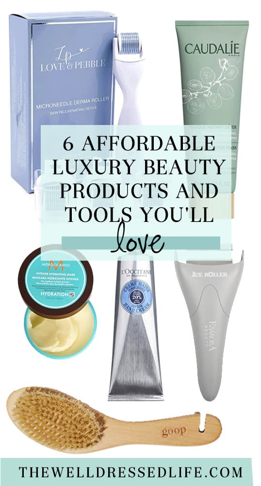 6 Affordable Luxury Beauty Products and Tools You\'ll Love