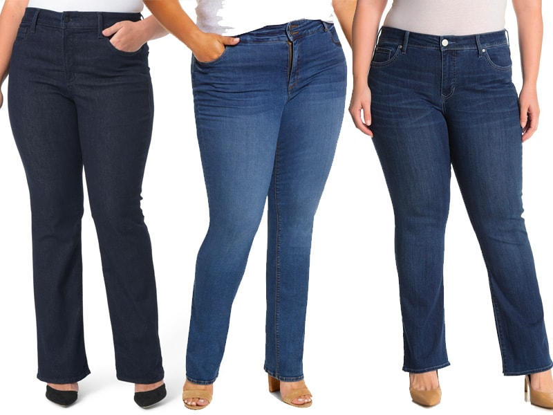 The Best Plus Bootcut Jeans for Women