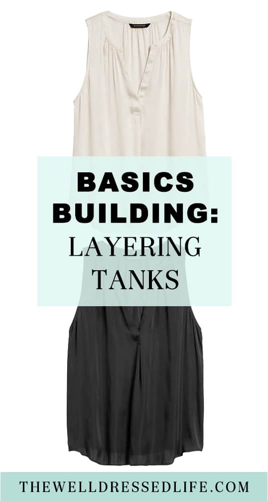 Basics Building: Layering Tank for Under $40