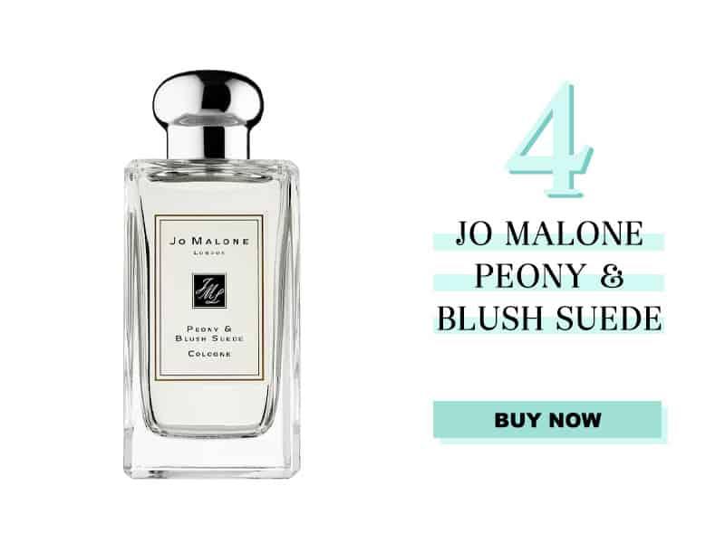 Jo Malone Peony and Blush Suede