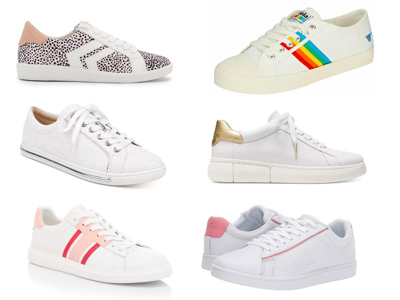 6 Cute Sneakers to Wear if You Miss Fancy Shoes
