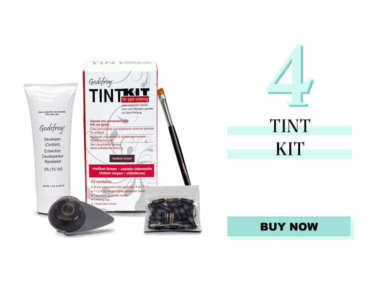 eyebrow tint kit