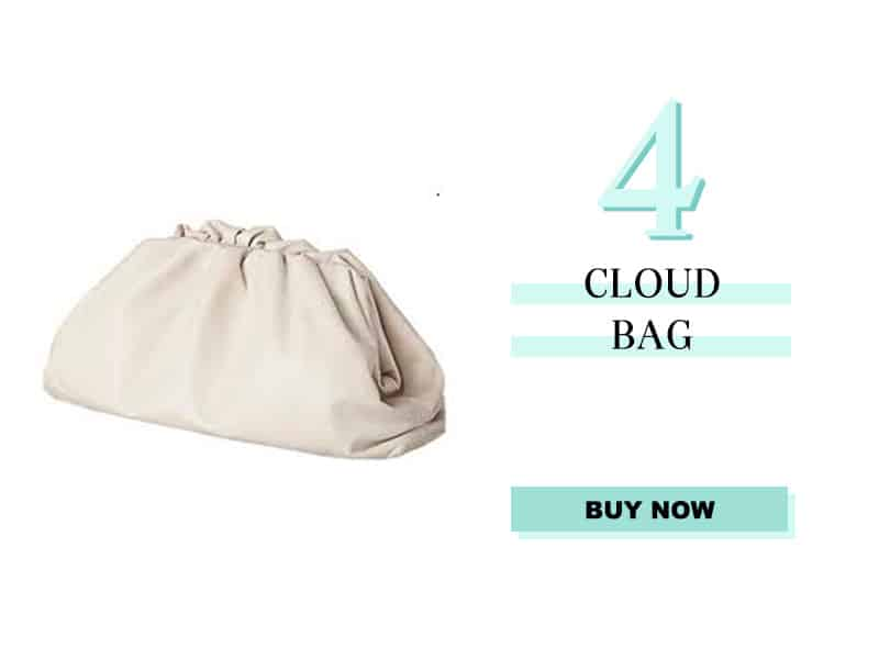 White Cloud Bag
