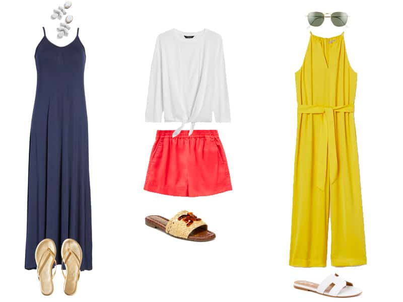 3 Memorial Day Weekend Outfits