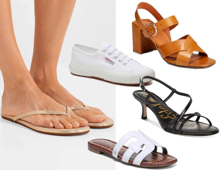5 Must Have Shoes for Summer