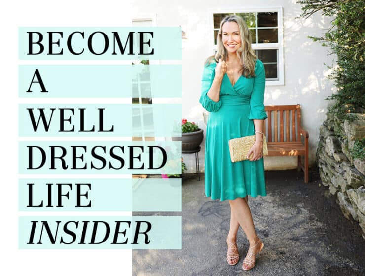 Become A Well Dressed Life Insider