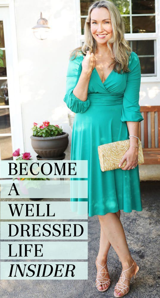 Become a Well Dressed Life Style Insider!
