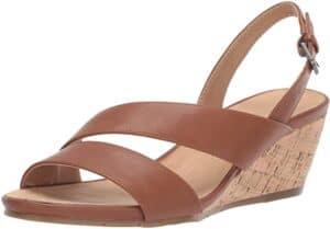 NEW! Aerosoles Women's Iced Cake Heeled Sandal