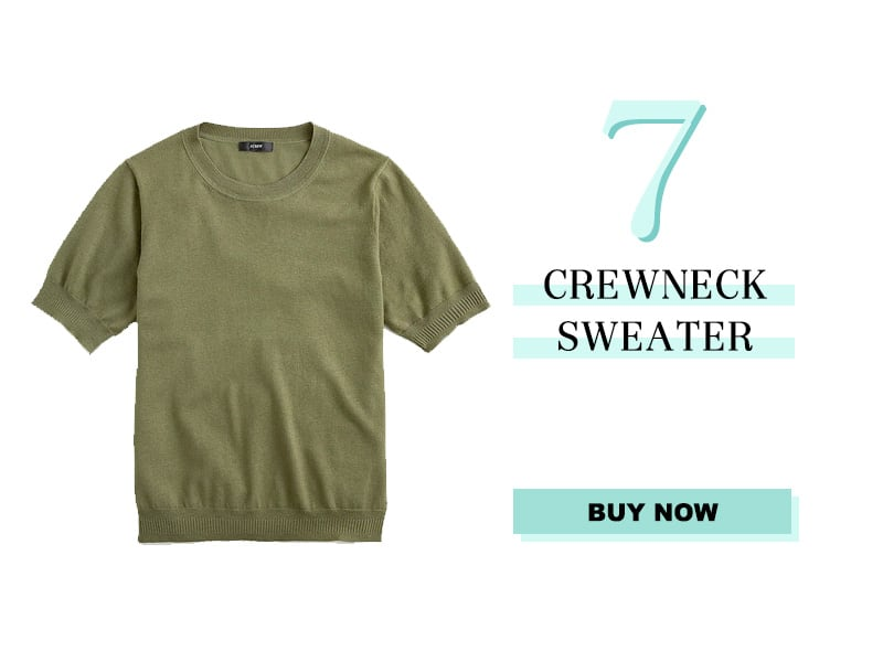 J. Crew crewneck sweater