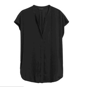 Banana Republic Dolman-Sleeve Shirt