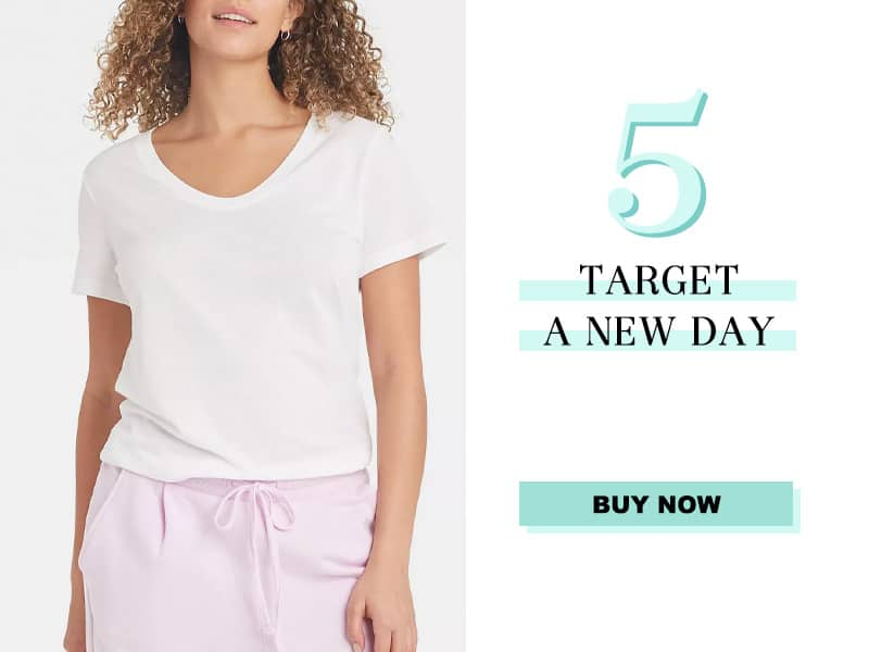 Target a New Day Tshirt