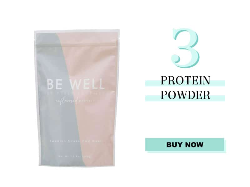 Be Well Protein Powder