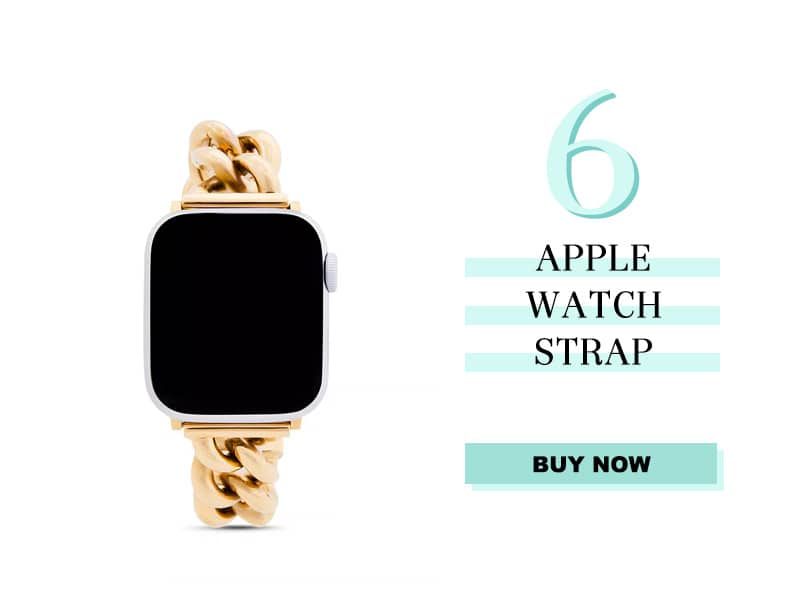 Chain Link Apple Watch Strap