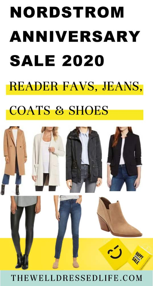 What to Buy at The Nordstrom Sale: Reader Favs, Jeans, Coats and Shoes
