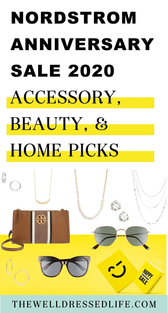 What to Buy at the Nordstrom Sale: Accessories and Beauty