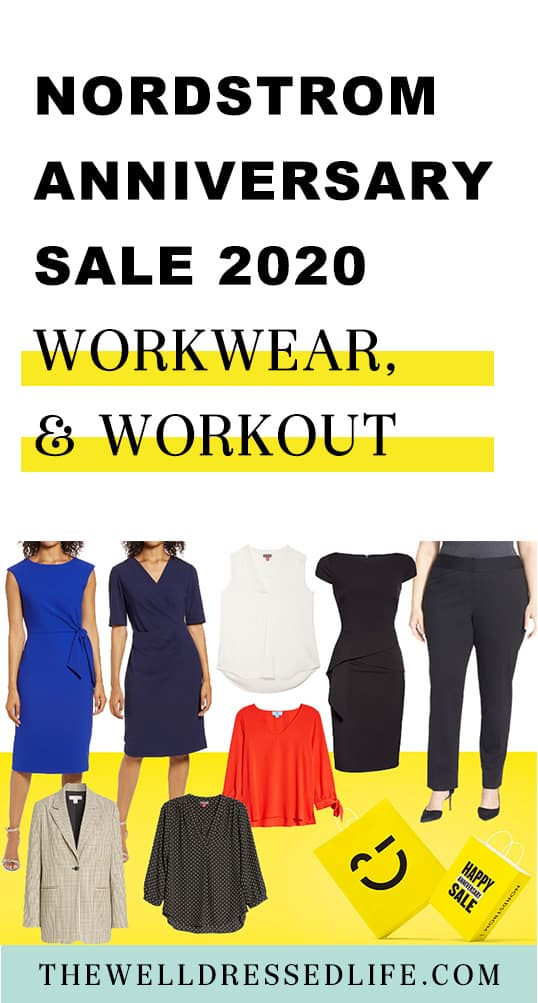 What to Buy at the Nordstrom Sale: Workwear