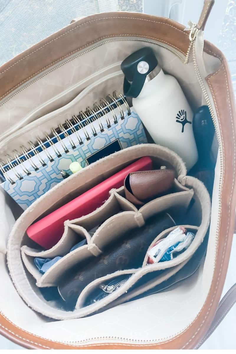 The BEST Purse Organizer for All of Your Totes