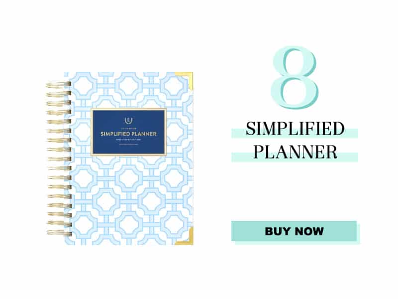 Daily Simplified Planner