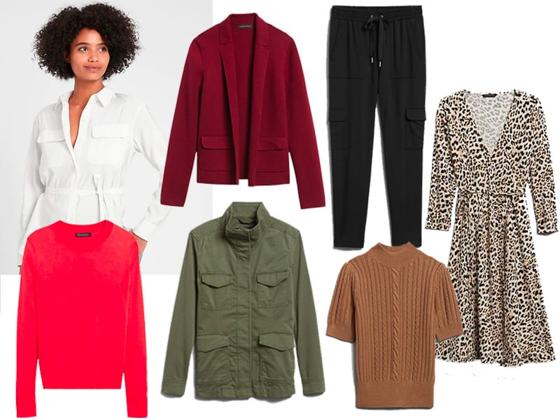 What to Buy at Banana Republic September 2020