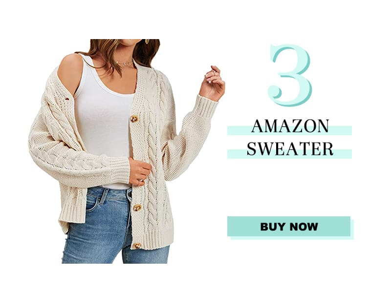 Amazon Sweater