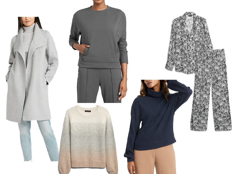 What to Buy at Banana Republic