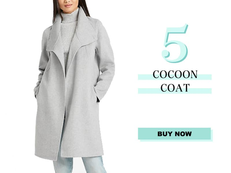 Banana Republic Cocoon Coat