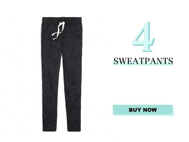 J.Crew Factory Pullover Sweatpants