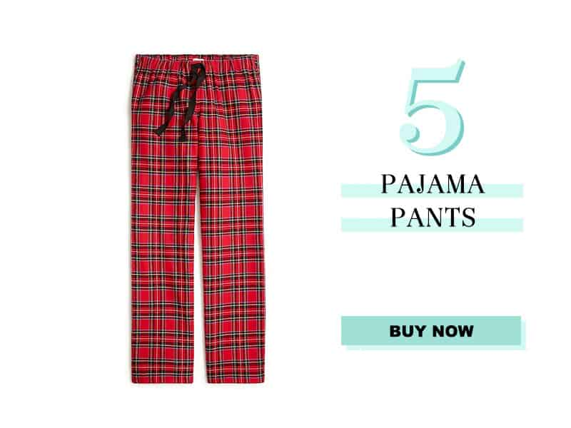 J.Crew Factory Pullover Pajama Pants