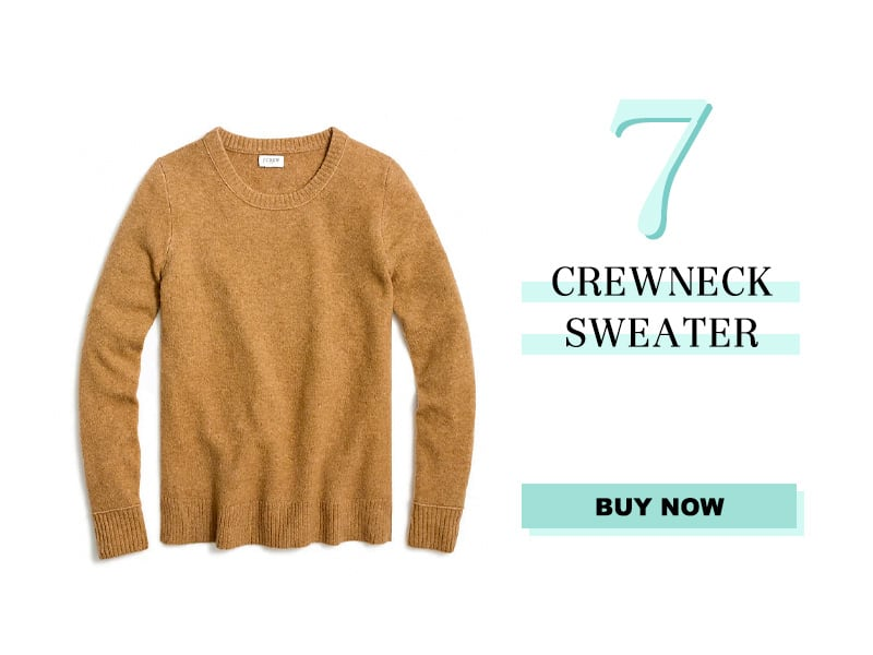 J.Crew Factory Pullover Crewneck Sweater