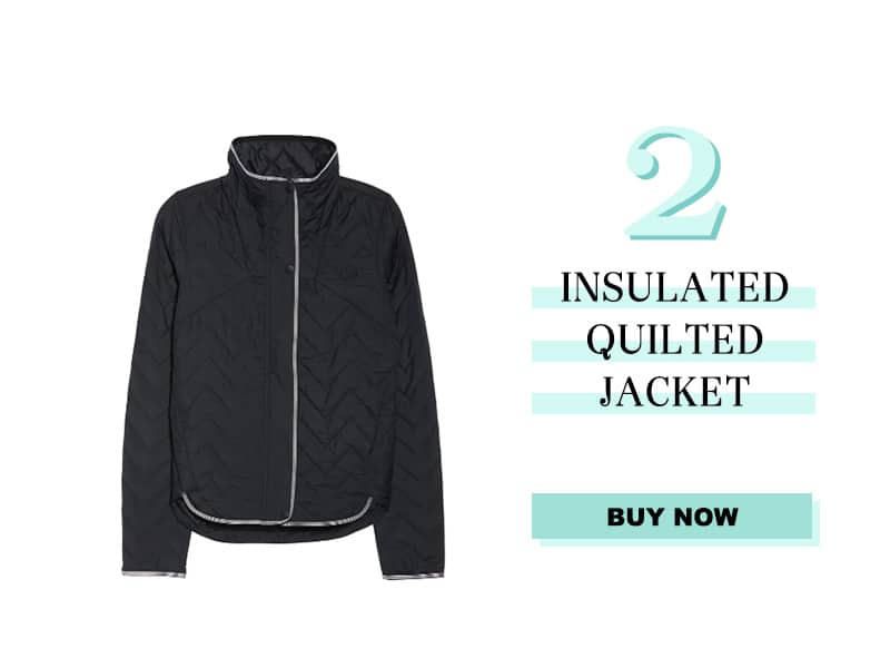 Insulated Quilted Jacket