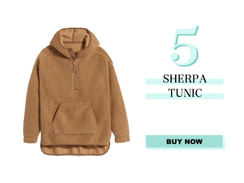 Sherpa Tunic