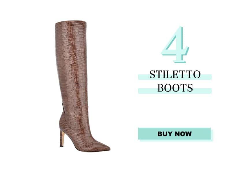 Nine West Stiletto Boots
