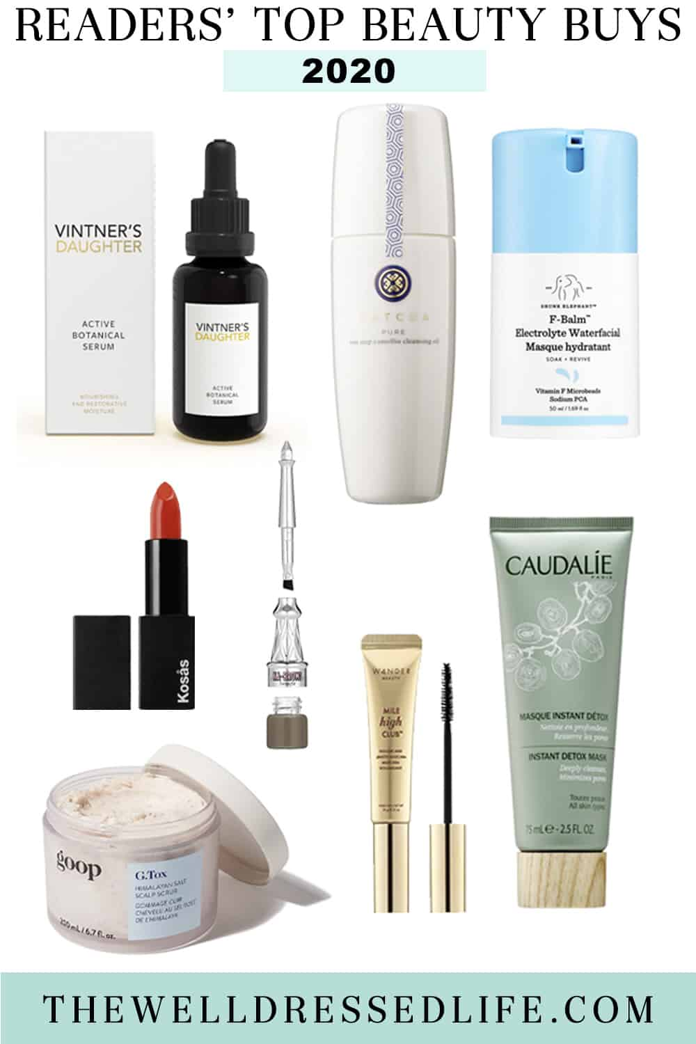 Reader Favorite Beauty Buys of 2020