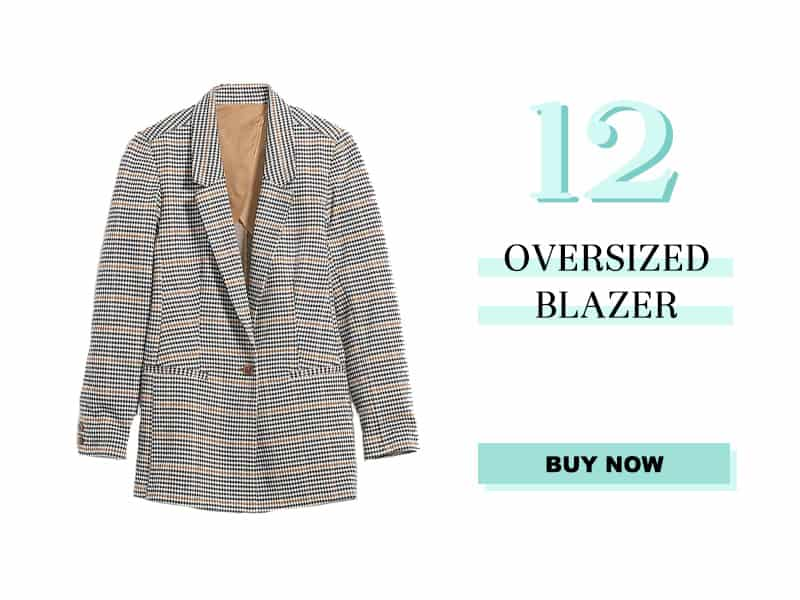 Old Navy Oversized Blazer