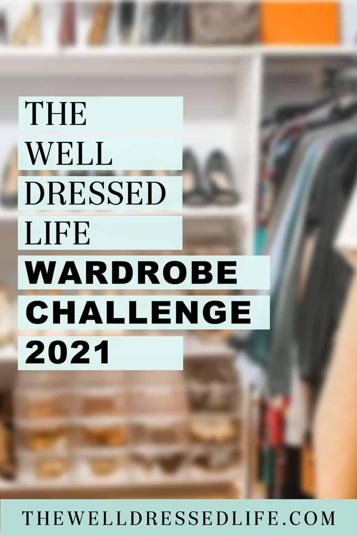 LOVE Your Wardrobe in 2021!