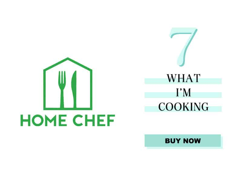 What I'm cooking: Home Chef meals