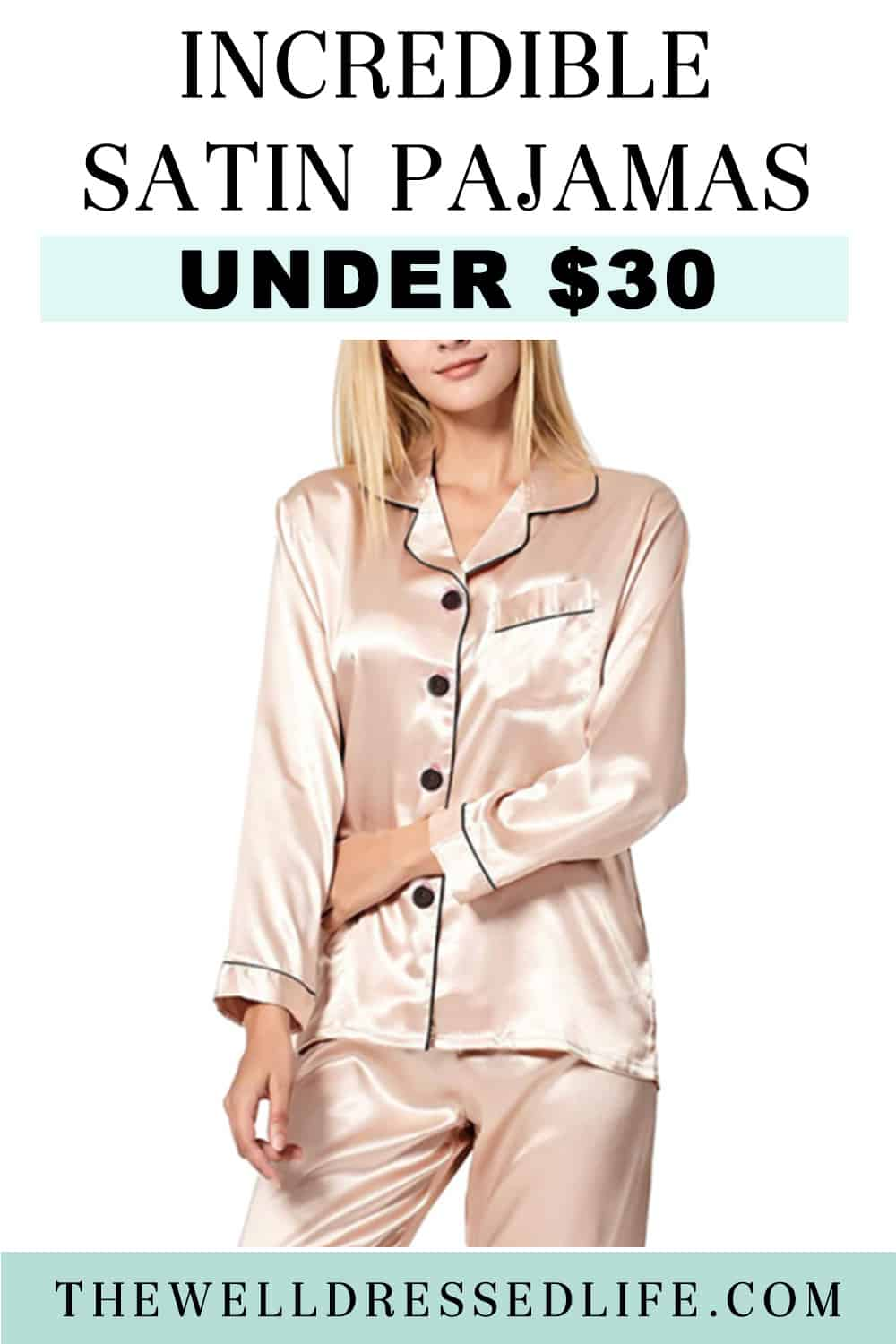 Amazon\'s Top Rated Satin Pajamas are a Dream